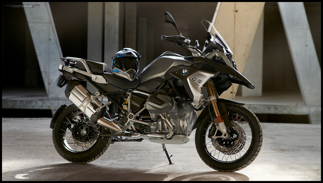 Wallpaper BMW R1250GS