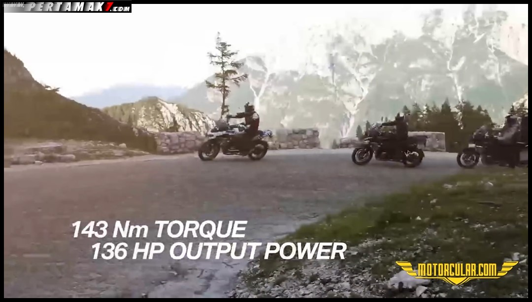 power Torque BMW R1250GS P7
