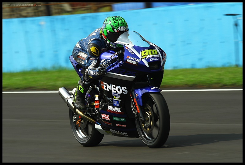 Faeroz (Yamaha RAcing Indonesia), AP250 Race 1
