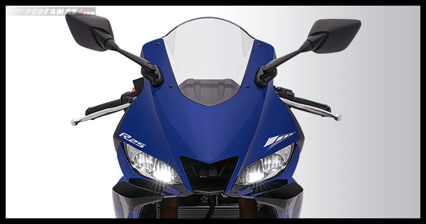 Fitur Yamaha R25 Facelift 2019 Full LED HeadLight P7