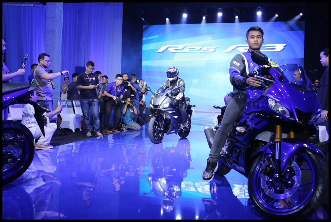 Global Launching Yamaha New R25 R3 Terbaru 2019 001 P7