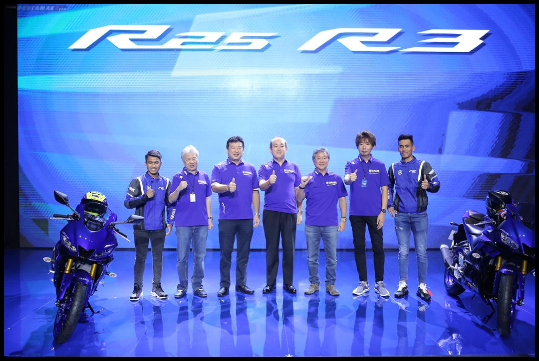 Global Launching Yamaha New R25 R3 Terbaru 2019 003 P7