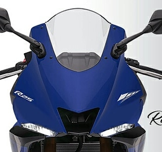 Headlamp Tajam Modifikasi Yamaha New R25 Facelift 2019 Makin Tajam