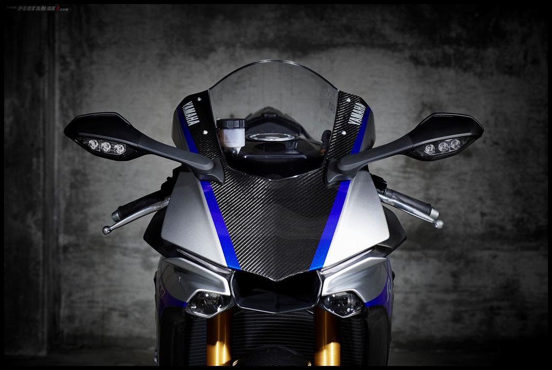 Headlight Yamaha R1M Versi 2019 Headlamp P7