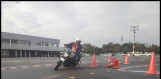 Instruktur Safety Riding Indonesia Safety Japan Instructors Competition ke 19 002 P7