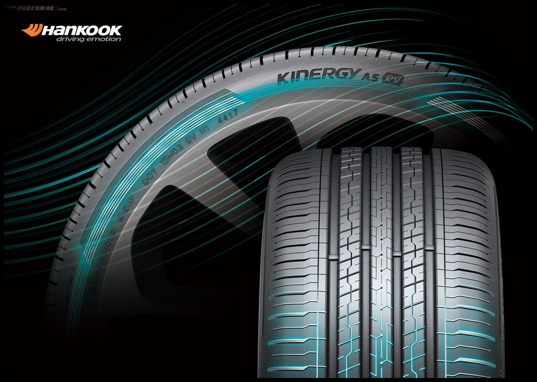 Kinergy AS ev, the second generation EV tire
