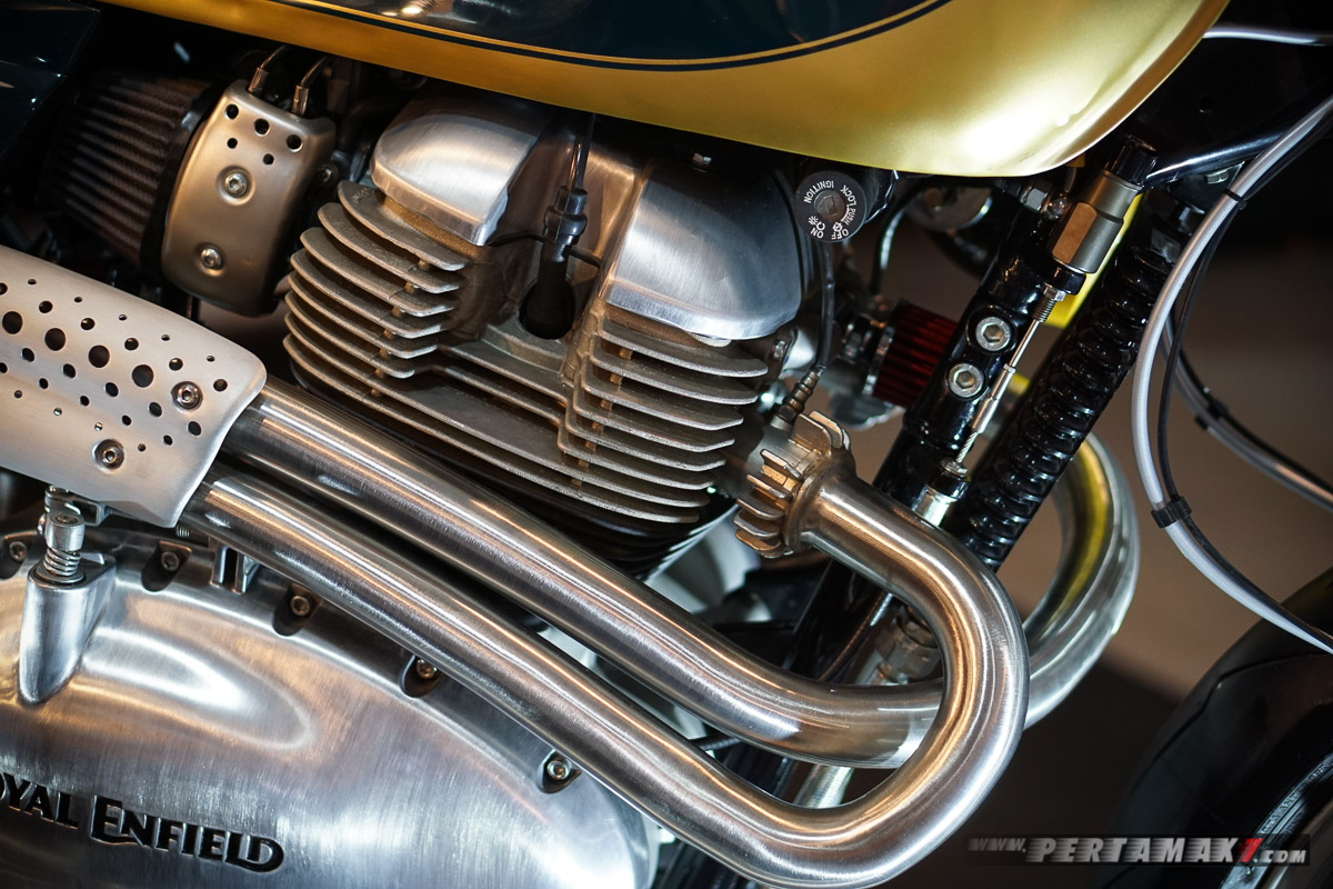 Engine Royal Enfield T-XX Interceptor T-650