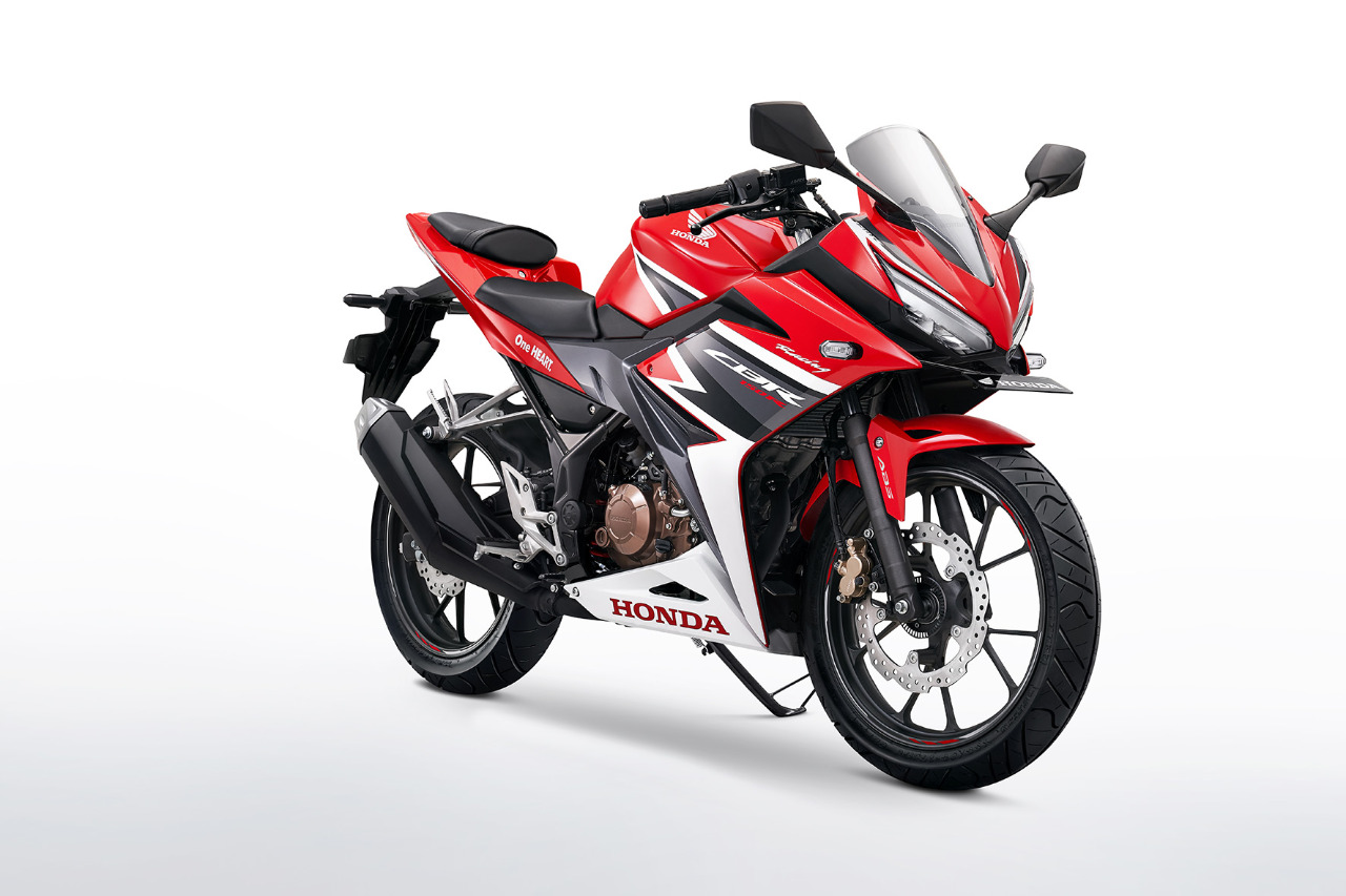 New Honda CBR150R ABS Racing red 2018