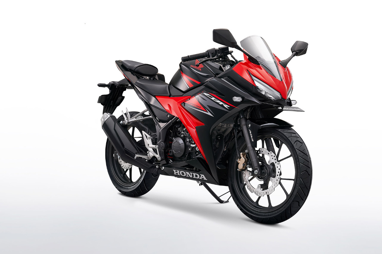 New Honda CBR150R ABS Victory Black red 2018