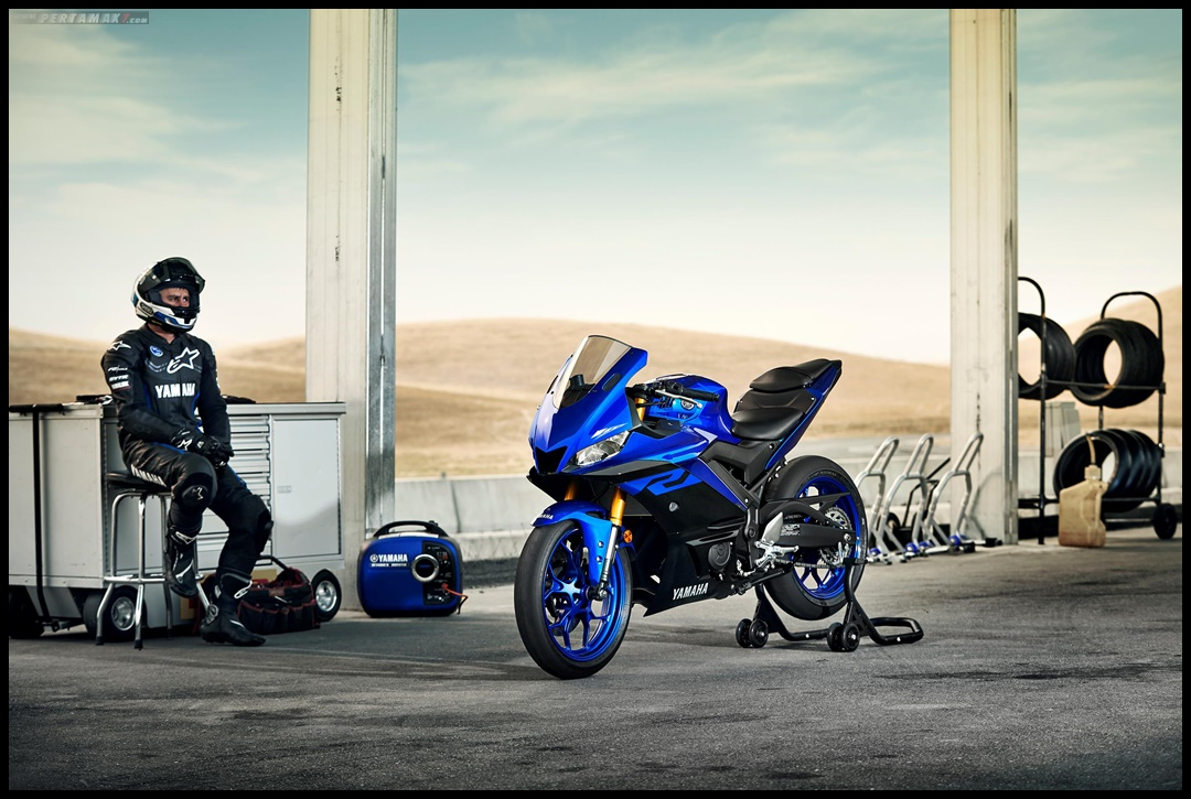 New Yamaha R3 Facelift 2019 Amerika Buat Trackday P7