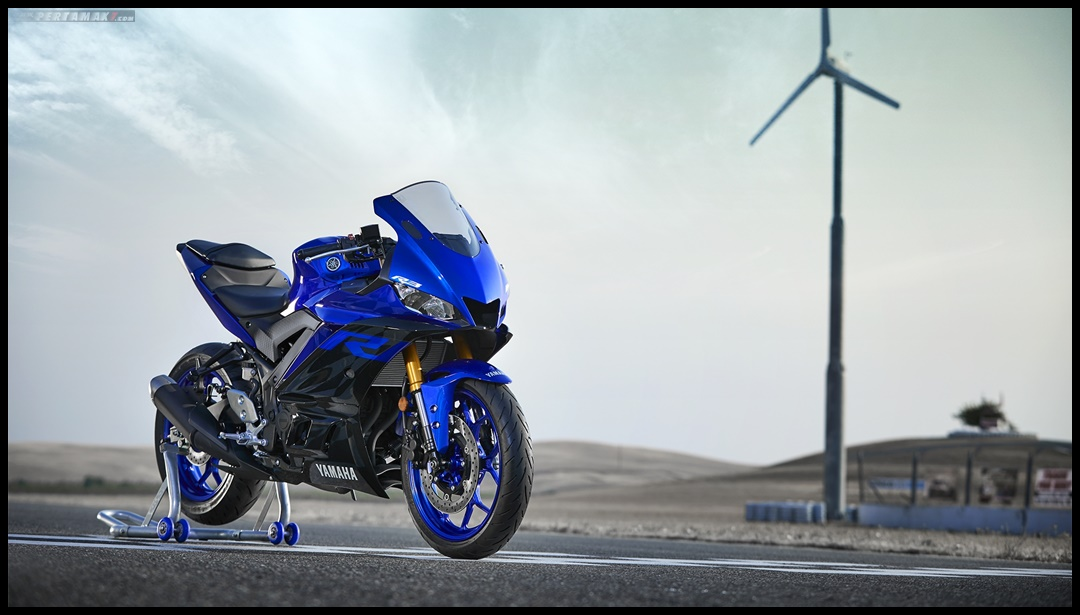 Race Mode Yamaha New R3 Facelift 2019 Eropa P7