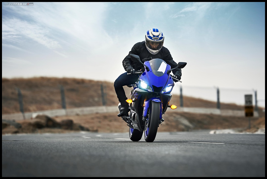 Review New Yamaha R3 Facelift 2019 Amerika 029 P7