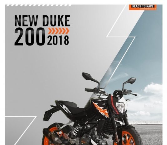 Special Offer KTM DUKE 200 Indonesia Side Muffler