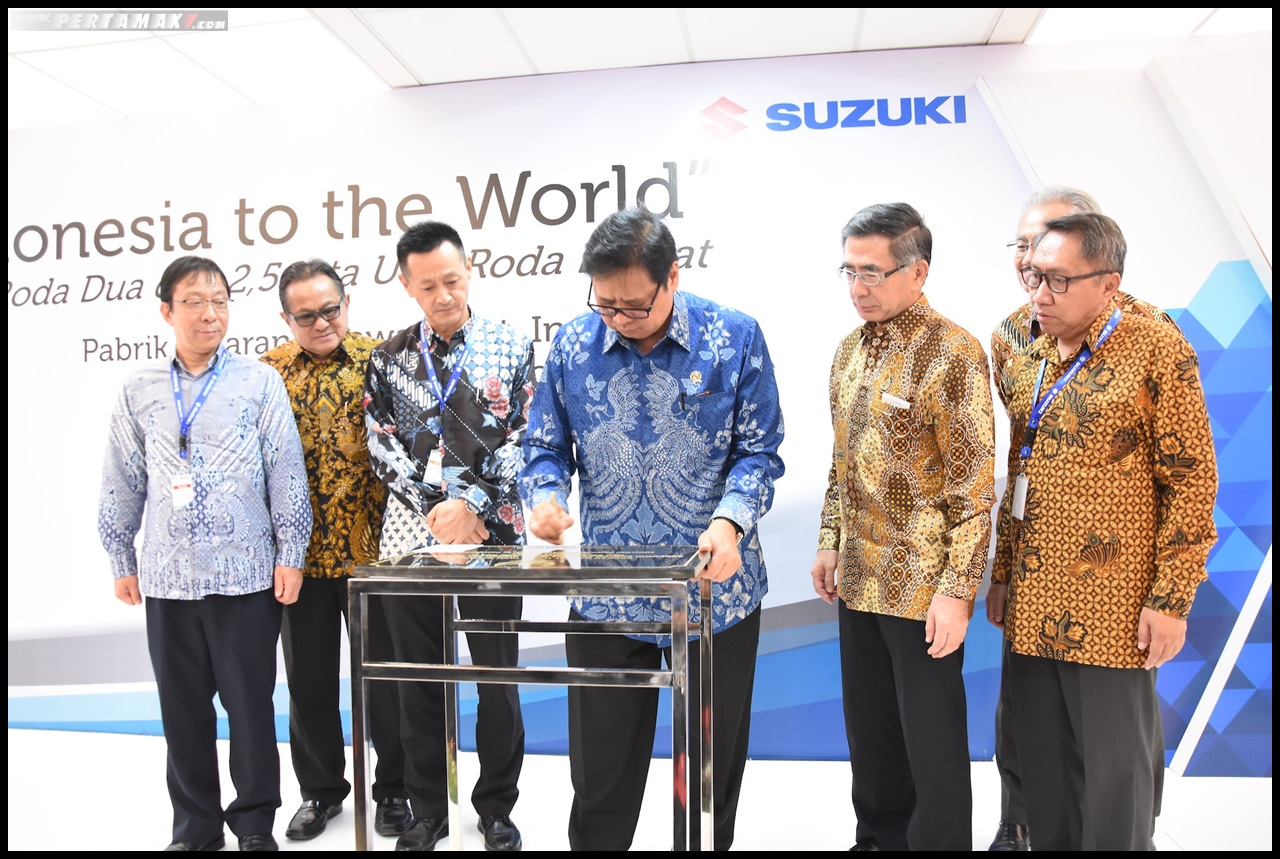 Suzuki From Indonesia to the World