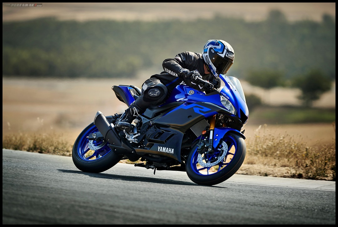 Track Day New Yamaha R3 Facelift 2019 Amerika 006 P7