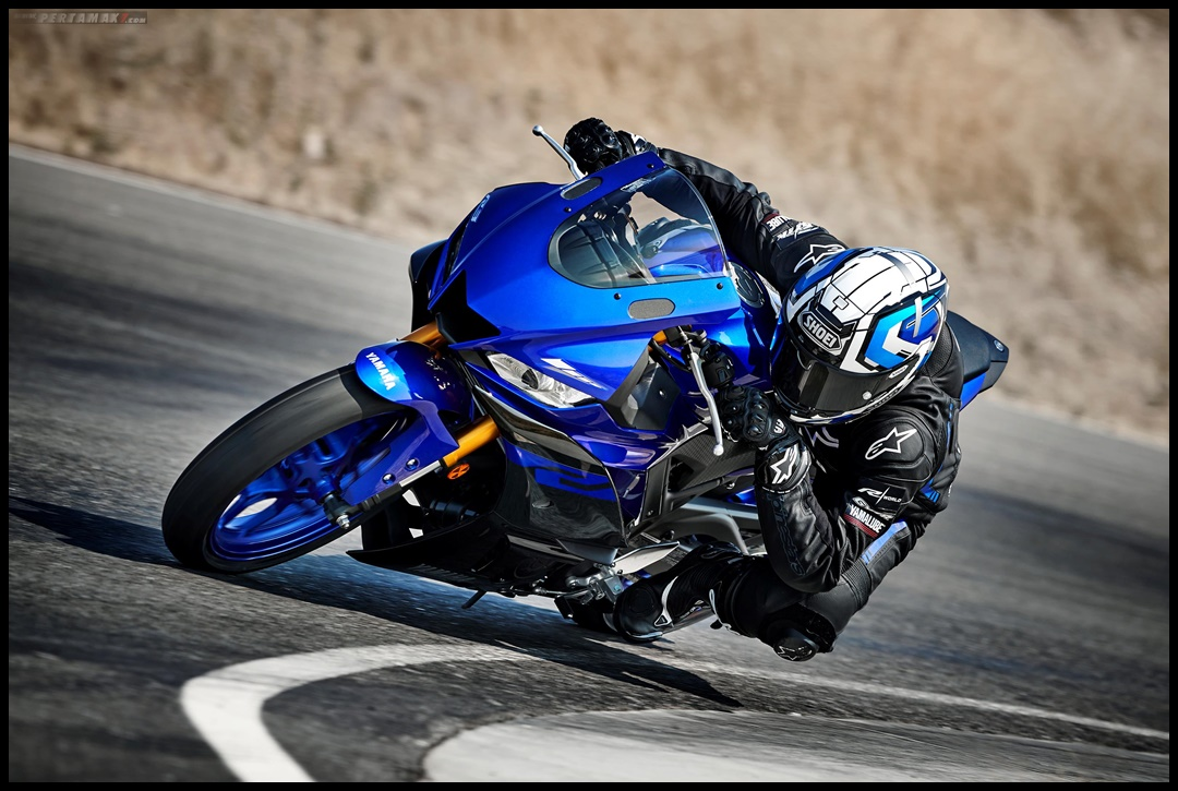 Trackday New Yamaha R3 Facelift 2019 Amerika 005 P7