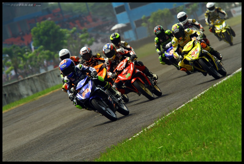 Wahyu Nugroho (Yamaha Racing Indonesia), UB150 Race 1
