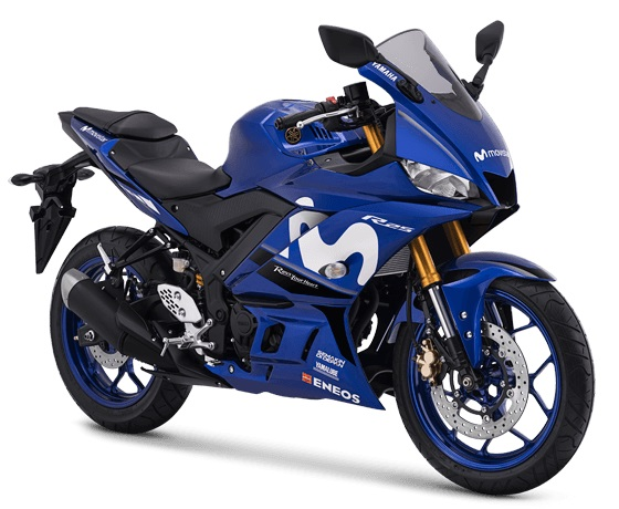 Yamaha New R25 Movistar Last Edition MY 2018