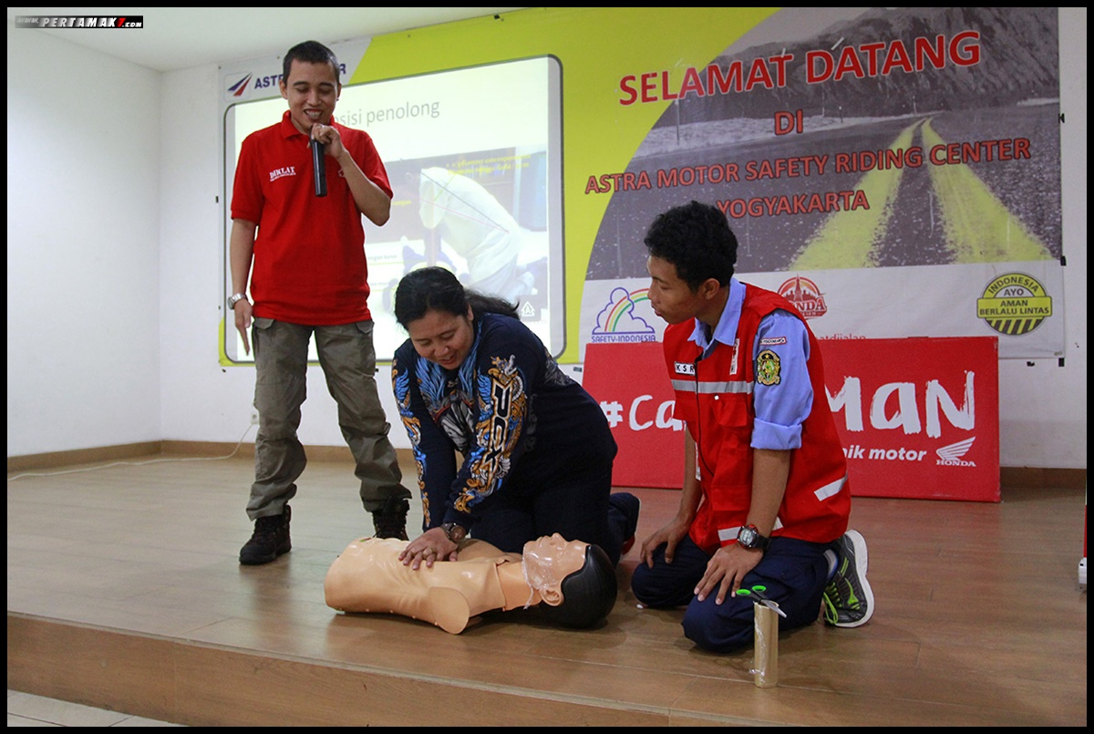 Astra Motor Bikers Jogja Basic Life Support 3 P7