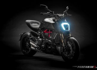 Ducati Diavel 1260 S MY2019