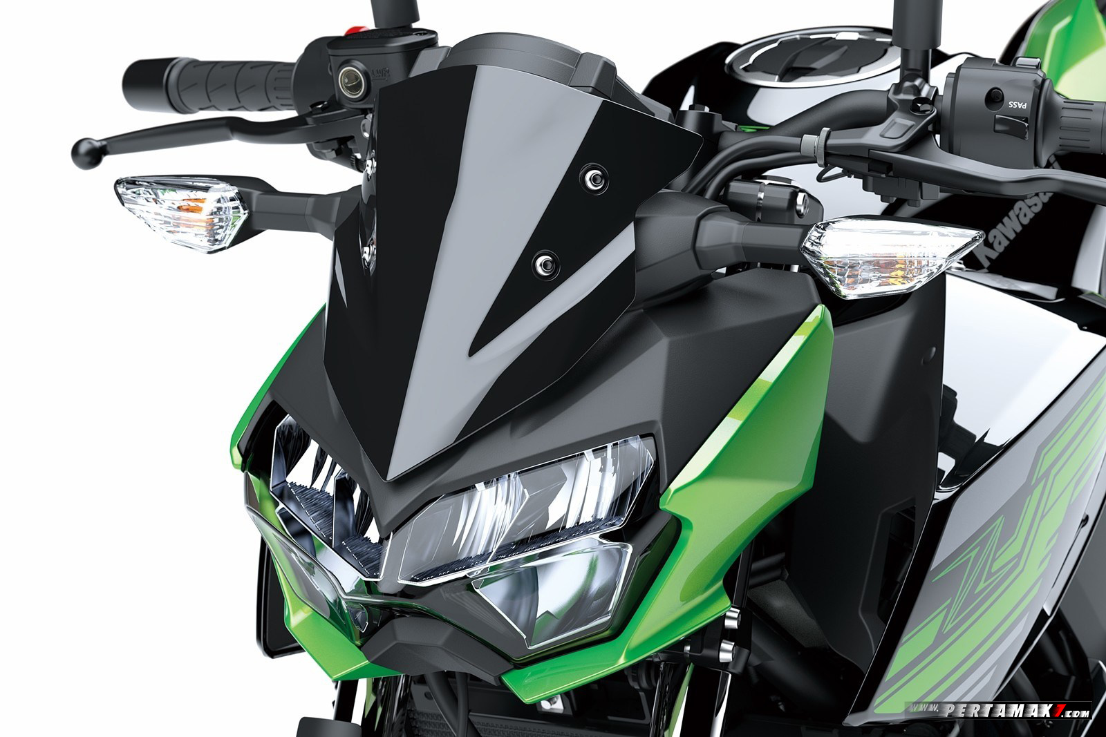 Headlamp Kawasaki Z400 LED Headlight