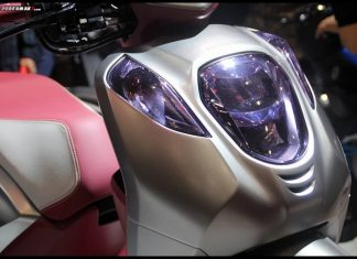 Headlamp Matic Konsep Honda Project G 7 P7
