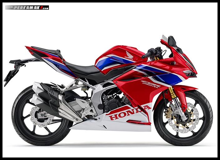 Honda CBR250RR HRC Tampak Kanan RWB Grand Prix Red Japan 10 P7