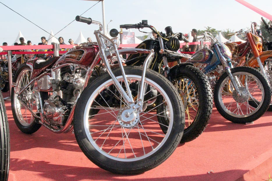 Honda Modification Contest 2018