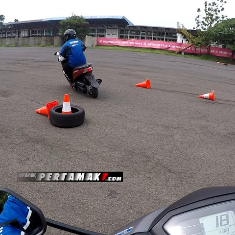 Review Yamaha FreeGO S ABS Sentul