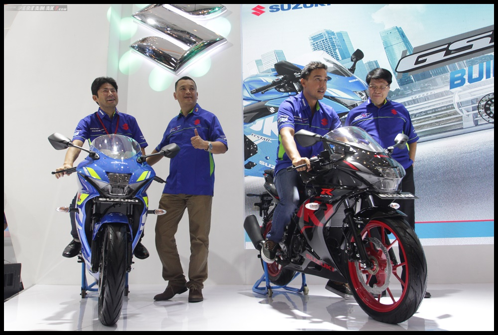 Suzuki GSX-R150 ABS Indonesia 001 P7