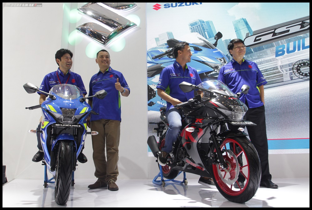 Suzuki GSX-R150 ABS Indonesia 002 P7