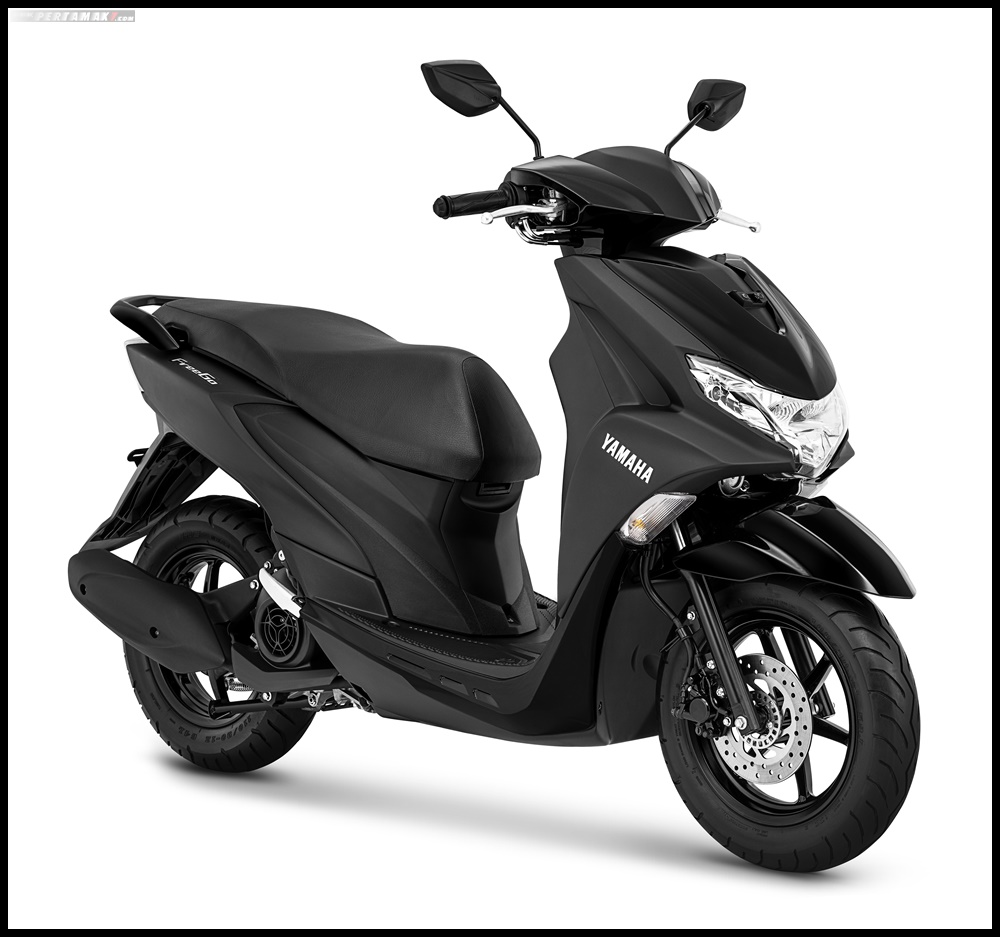 Yamaha FreeGo Matte Black