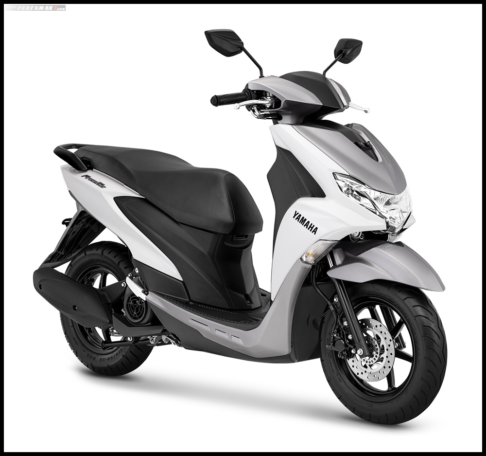 Yamaha FreeGo Metallic White