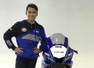 Yamaha New R3 WSSP300 2019