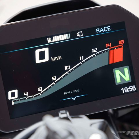 race mode cluster BMW S1000RR MY 2019 005 P7
