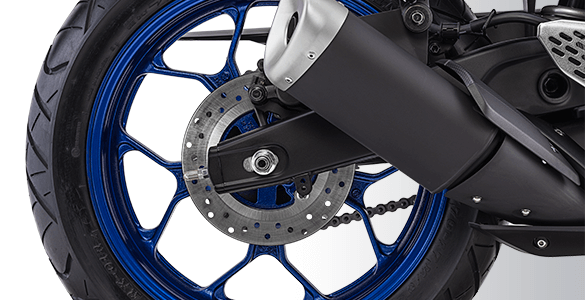 Aluminium Wheel Yamaha R25 ABS Facelift 2019