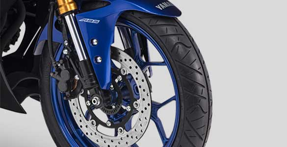 Anti Lock Braking System Yamaha R25 ABS Facelift 2019