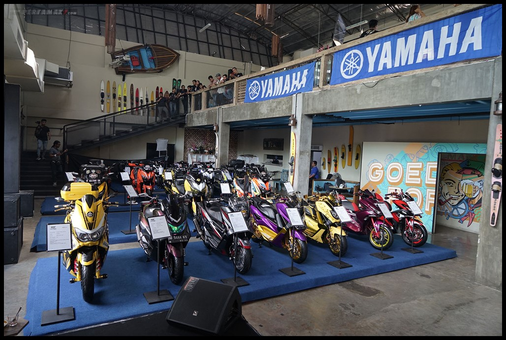 CustoMAXI Makassar 2018 Desember