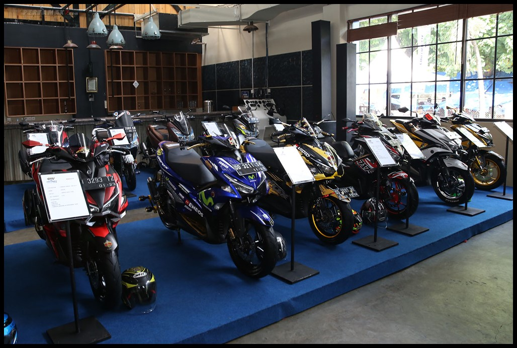 CustoMAXI Makassar 2018