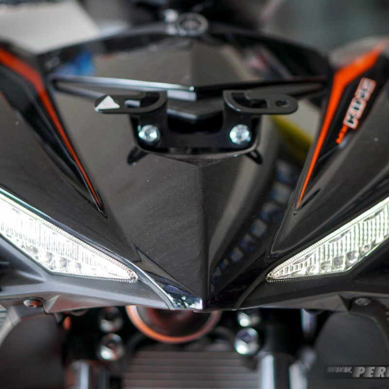 DRL LED Yamaha MX KING 2019