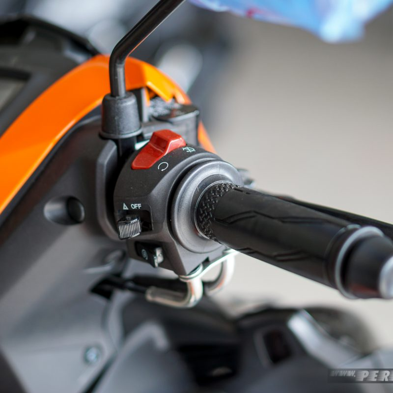 Engine Kill Switch Yamaha MX KING