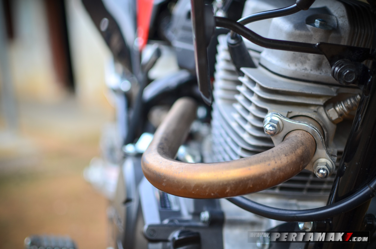 Exhaust Pipe Honda CRF150L Norifumi