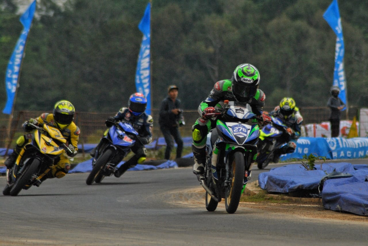 Final Yamaha Cup Race 2018