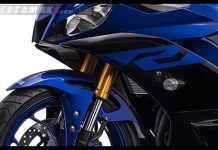 Harga Upside Down Yamaha New R25 P7