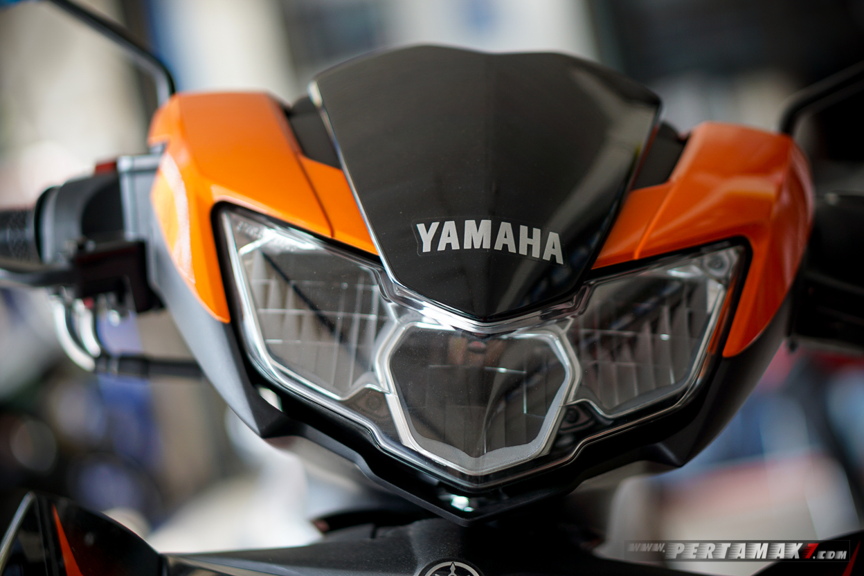 Headlamp LED Yamaha MX KING Facelift 2019
