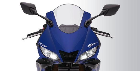 Headlamp LED Yamaha R25 ABS Facelift 2019