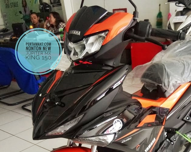 Headlamp Yamaha Jupiter MX King Facelift 2019