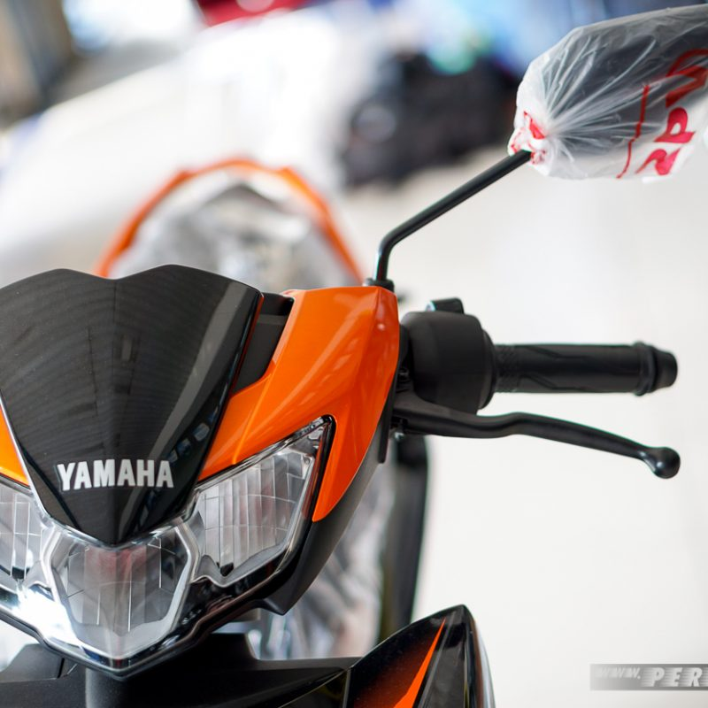 Headlight Yamaha MX KING