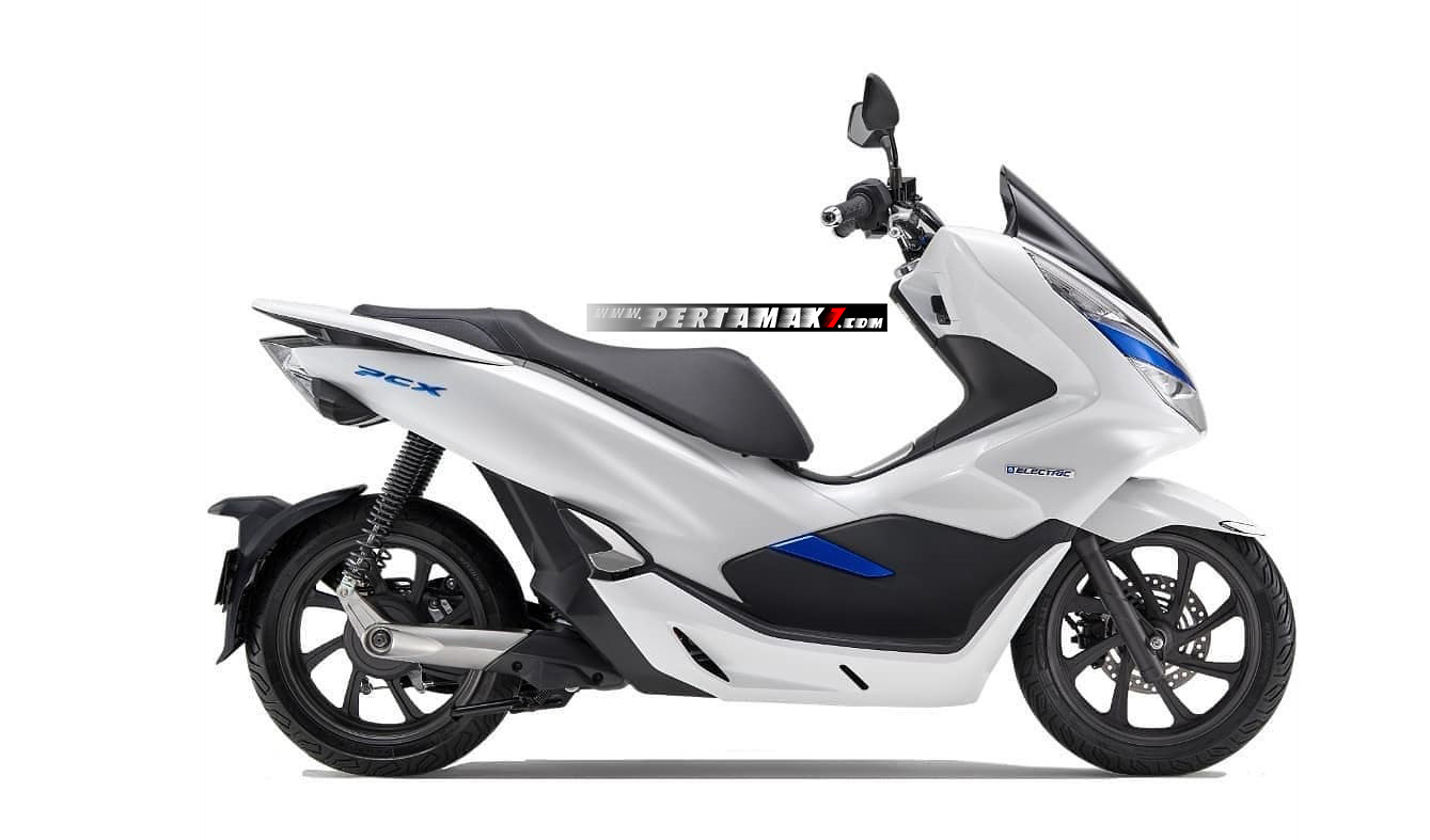 Honda PCX Electric Kanan