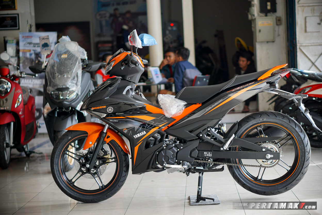 Kiri Yamaha MX KING Facelift 2019